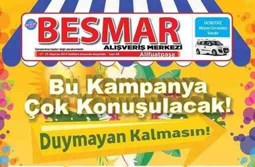 Besmar'da Bu kampanya Çok Konuşulacak