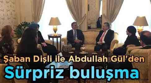 Gül, Dişli'yi Ziyaret Etti