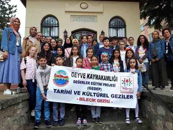 (GEDEP) Kapsamında Bilecik ve İstanbul Gezisi Düzenlendi.