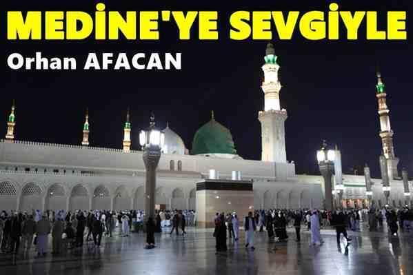 Medine'ye Sevgiyle