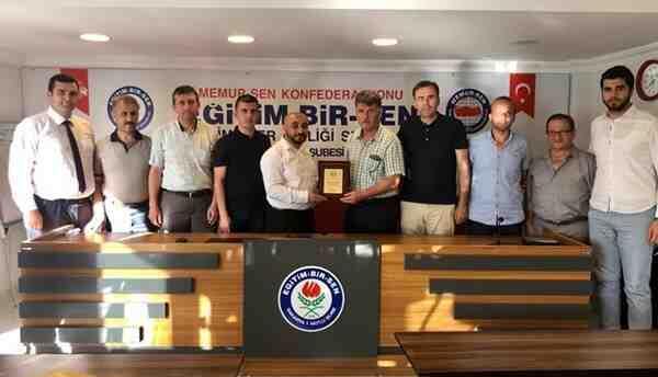 Memur-Sen Yeni Başkanı Murat Mengen Oldu