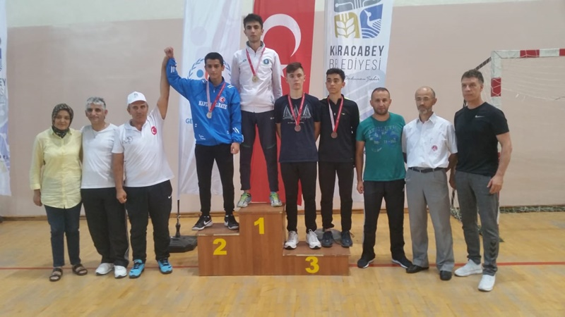Madalyalar Bu Sefer Bursa'dan