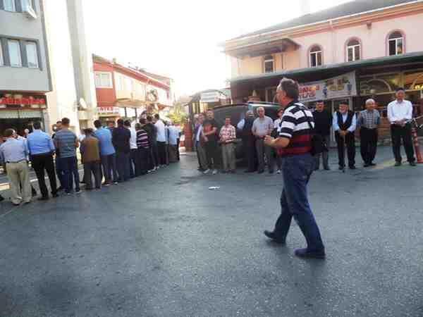 Alifuatpaşa'da Bayram sabahı