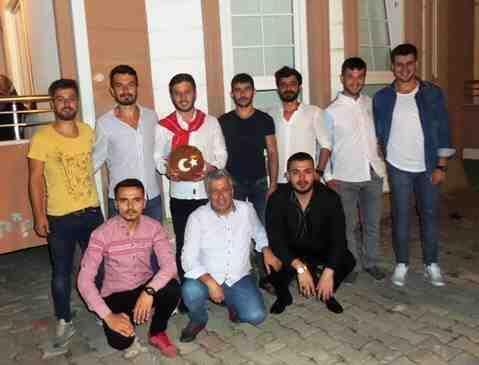Fatih Eray Tuna Şimdi Asker