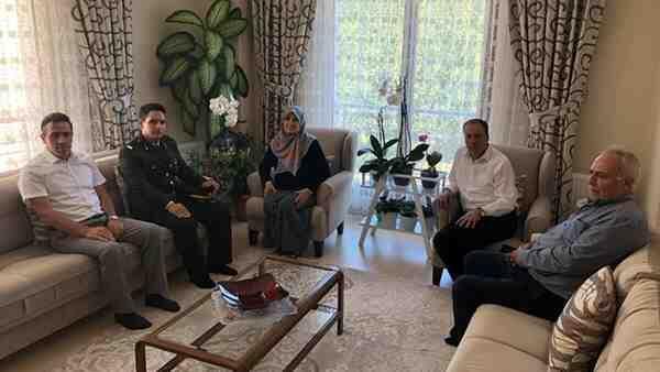 Şehit ve Gazi Ailelerine Ziyaret…