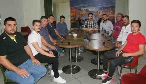 Geyvespor'un Yeni Başkanı DURSUN; Başarılı Olacağız…