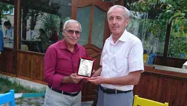 Tahir Taş emekli oldu