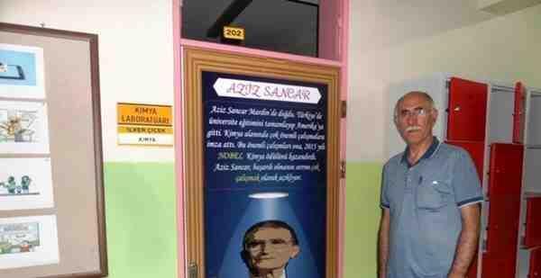 Geyve'de Dört Dörtlük Okul…
