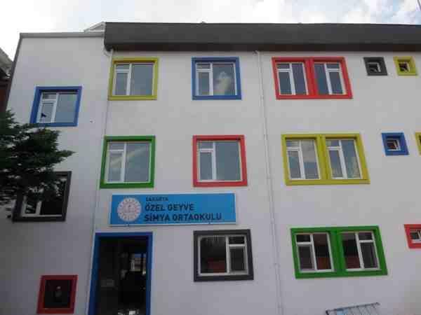 Simya Koleji Açılıyor