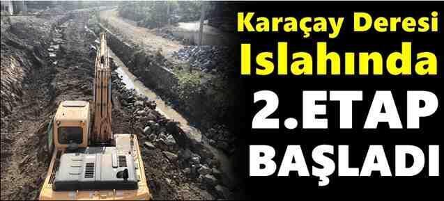 Karaçay Islahında 2.Etap Başladı