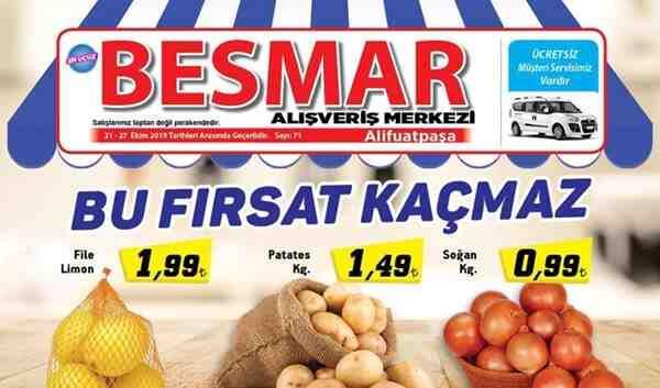 BESMAR Market'te Bu Fırsat Kaçmaz..