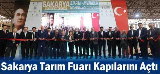 2. Tarım Hayvancılık Makinaları, Teknolojileri ve Yem Fuarı Kapılarını Açtı