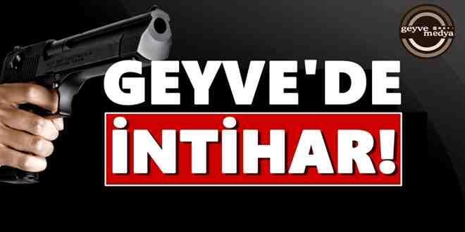 Geyve Safıbey'de Stajyer Avukat İntihar Etti