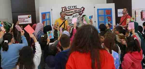 Geyve SGM'de Dünya Çocuk Hakları Günü Kutlaması