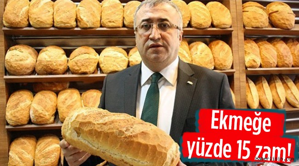 Ekmeğe Zam !