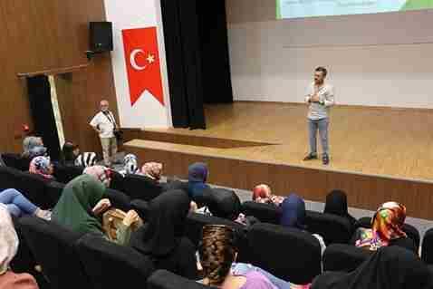 Geyve SGM'de Mahremiyet Eğitimi